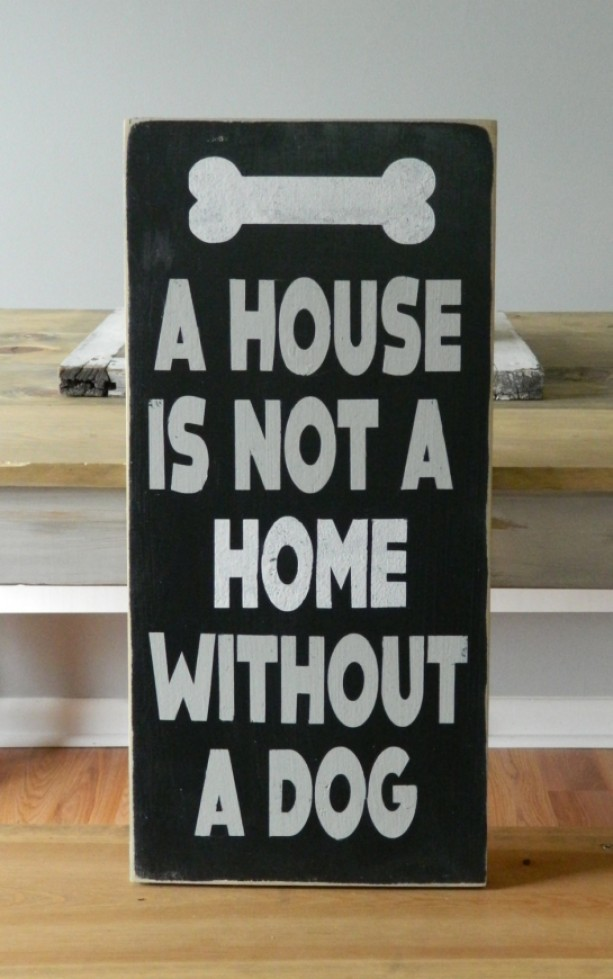 A House Is Not A Home Without