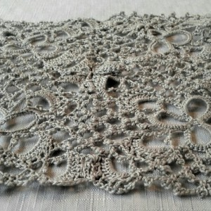 CloverFields Heirloom Sampler in Cloud Grey