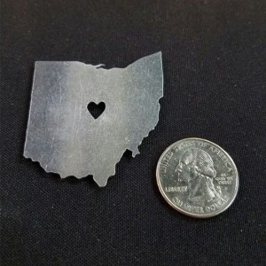 Heart of Ohio Magnet