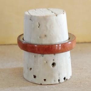 Pink Ivory Ring