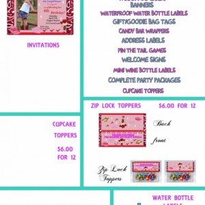 Cowgirl birthday invitation, printable invitation, cowgirl, banners, cowboy