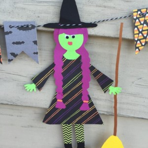 Witch Party Banner - Halloween Party Banner - Witch Decoration - Witch Birthday Party - Halloween Birthday - Witches Banner