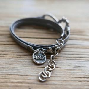 Men Bracelet - Men Infinity Bracelet - Men Jewelry - Men Gift - Present For Men - Boyfriend Gift - Husband Gift - Friendship Jewelry - Male