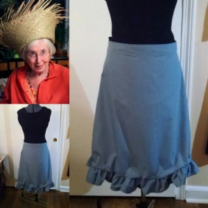 The Hazel Skirt  DIGBY by RADZCreations