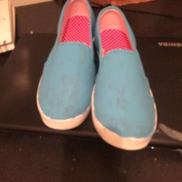 Customized Slip Ons