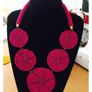 Gorgeous Beaded Necklace