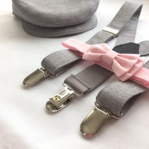 Single or Double Layered Suspenders ONLY