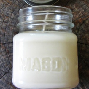 Salted Caramel 8 oz Soy Candle