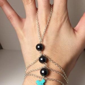 Chain Ring Bracelet