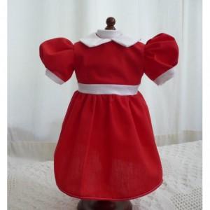 Little Orphan Annie Dress for 18' Doll
