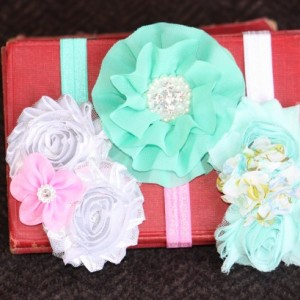 Color Story Headband Set