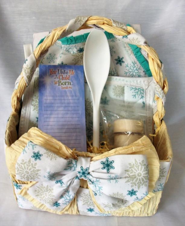 Apron Gift Basket