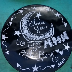 """I love you to the Moon and Back"""