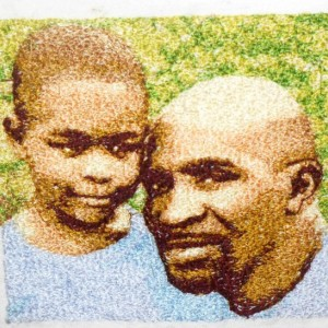 Embroidered Photos (Pictures)