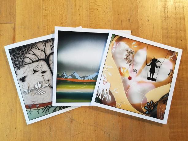 Haiku For You Cards-Set of Three