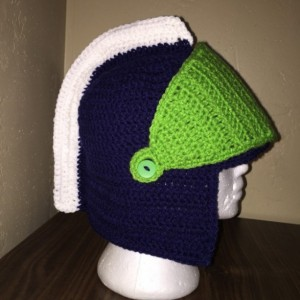 Knight Hat / knight Helmet / sports colors