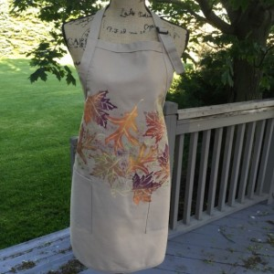 Fall apron khaki, rustic wedding gift, holiday apron for women, best selling items, Mother's Day from son, Thanksgiving apron