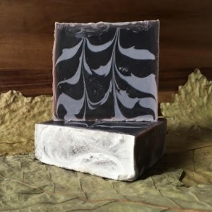 2 Bars Arise; Lavender Scented Handmade Cold Process Bar Soap 100% Natural & Vegan