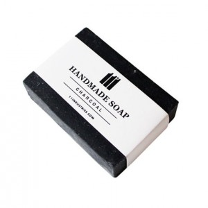 Activated Bamboo Charcoal Handmade Soap