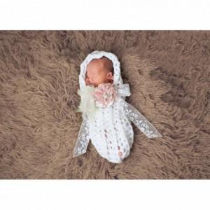 White Newborn Cocoon