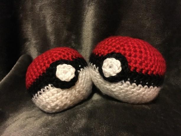 Monster catch balls
