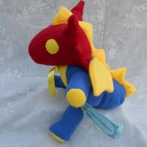 Custom Colored Small Dragon