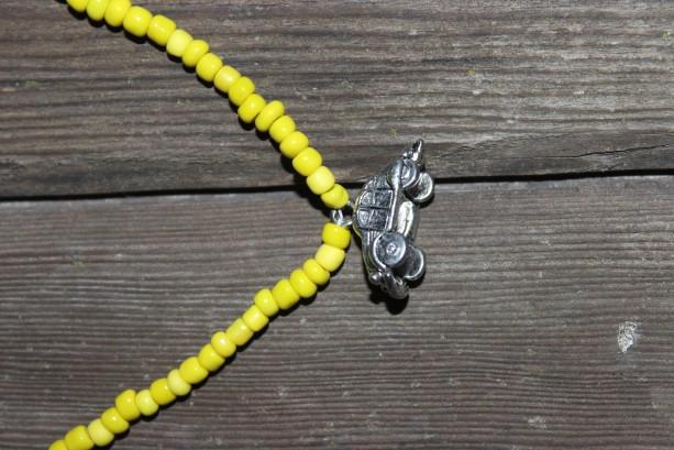 Beetle bug necklace and charm