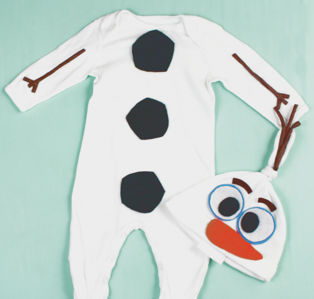 Olaf Costume - Baby & Toddler