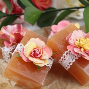 Forever Summer All-Natural Soap (Set of 3)