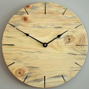 """Modern Design 12"""" Round Wall Clock"""