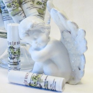 Summer's Skin Cocoa Bar Lipbalm, Handcrafted, All Natural