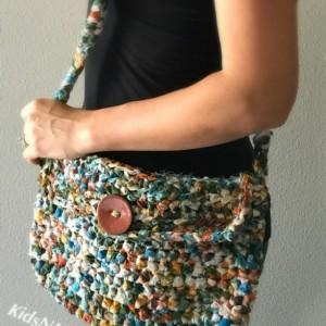 ready to ship / Purse set / travel bag and shoulder purse