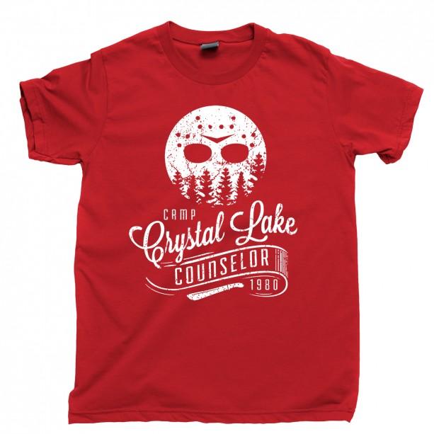 49d52791179c Friday The 13th Crystal Lake Men s   Unisex T Shirt