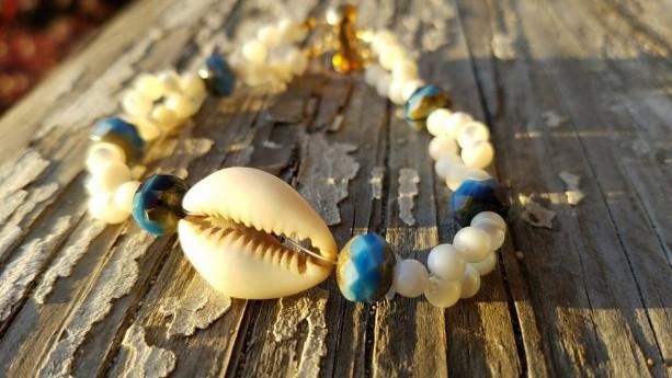 Yemayá/Ocean Spirit Bracelet