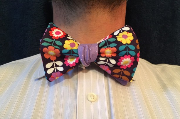 Floral bow tie, purple bow ties, polka dot bow ties, abstract bow ties, modern ties, self tie bow ties, reversible bow ties, multicolored