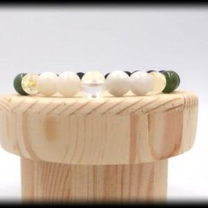 Gemstone Bracelet for Fertility, Pregnancy and Postpartum Support