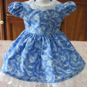 "18"" Doll Party Dress"