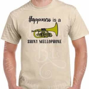 Funny Mellophone Shirt