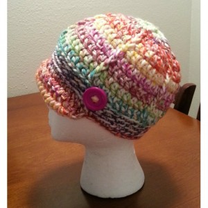 newsboy hat, teen clothing,gift ideas,crochet hat,crochet hats,crochet items,brim hat,girls clothing,accessories,childrens clothing,hat,hats