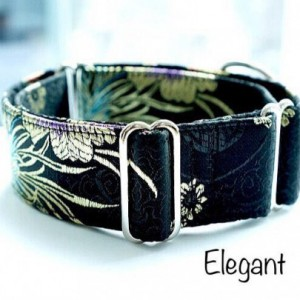Martingale collar, Greyhound collar, Handmade Dog Collar
