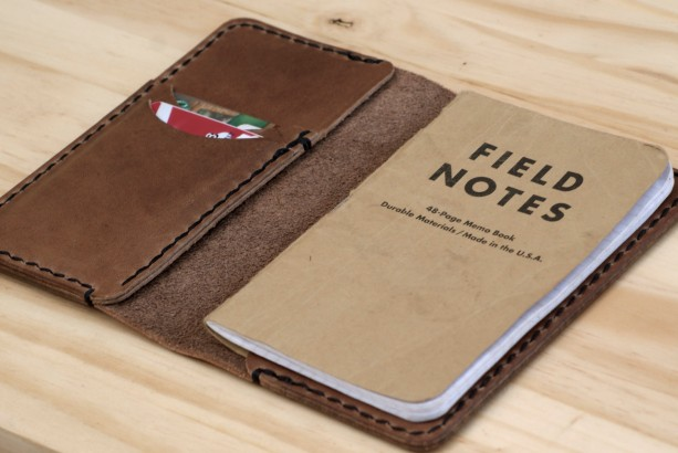 Leather Field Notes Cover Field Notes Sleeve Field Notes