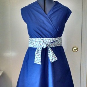 The Kate Wrap Dress DIGBY by RADZCreations