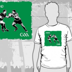 Gaelic Football Eire T-Shirt