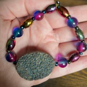 Geode Bracelet