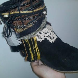 Boho Boot Cover