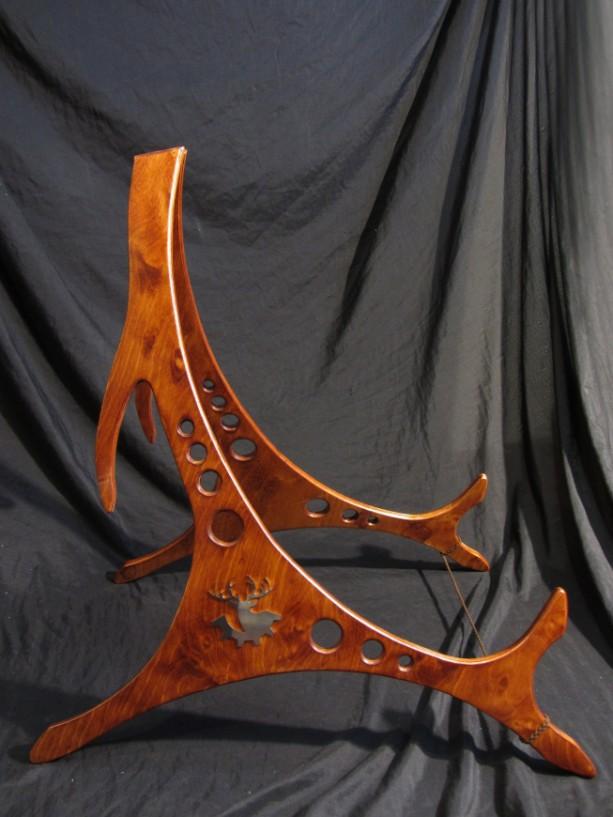 Floor stand for your Handpan, Vast, tongue drum instrument