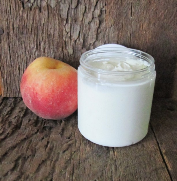 Organic Hand Made Whipped Body Butter 8 oz