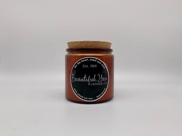 Kentucky Bourbon 100% Soy Wax Candle - Phthalate Free & Cotton Wick