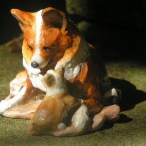 "Ron Hevener Corgi ""The Nonconformist"" (Work in process -- going into production Now)"