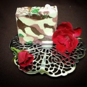 Camo soap set
